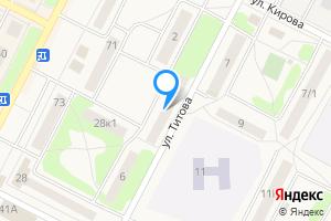 Снять однокомнатную квартиру в Лысково улица Титова, 4