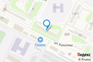 Снять двухкомнатную квартиру в Лысково Нижегородская область, улица Крылова, 30