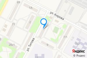 Снять однокомнатную квартиру в Лысково Нижегородская область, улица Титова, 7