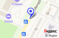 Схема проезда до компании СТАДИОН ТОРПЕДО в Лысково