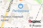 Схема проезда до компании Сеть киосков и магазинов фастфудной продукции в Бессоновке