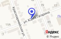 Схема проезда до компании ОТДЕЛЕНИЕ ПОЧТОВОЙ СВЯЗИ ЛЫСКОВО в Лысково