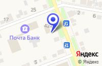 Схема проезда до компании ЛЫСКОВСКОЕ РАЙПО в Лысково
