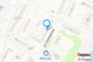 Снять двухкомнатную квартиру в Лысково улица Комарова, 6