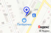 Схема проезда до компании ЛЫСКОВСКИЙ ПИВОВАРЕННЫЙ ЗАВОД в Лысково