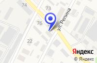 Схема проезда до компании АДВОКАТСКАЯ КОНТОРА ЛЫСКОВСКОГО РАЙОНА в Лысково