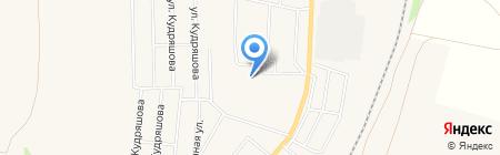 Муниципальный архив Бессоновского района на карте Бессоновки