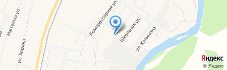 Автошкола на карте Бессоновки