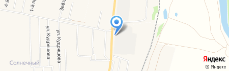Мос-конд на карте Бессоновки