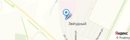 Продукты у дома на карте Берсеневки
