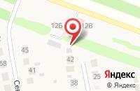 Схема проезда до компании Компания по продаже мягких окон в Берсеневке