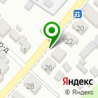 Местоположение компании Васильев С.Г.
