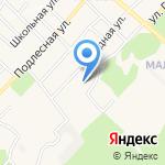 Пензенская государственная сельскохозяйственная академия на карте Пензы