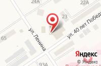 Схема проезда до компании Волго-Вятский банк Сбербанка России в Лямбире