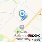 Региональный центр охраны труда на карте Саранска