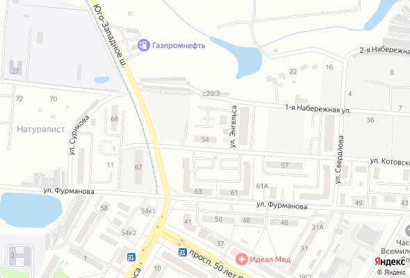 ЖК по ул. Фурманова, 9