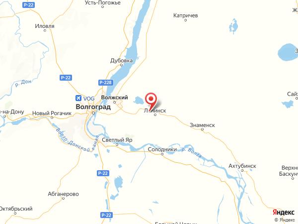 село Бахтияровка на карте
