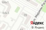 Схема проезда до компании BEAUTY BAR в Саранске