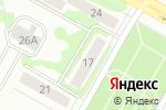 Схема проезда до компании КС банк, ПАО в Саранске