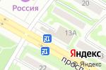 Схема проезда до компании ЛОМБАРД РУССКИЙ ЗАЙМ в Саранске