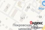 Схема проезда до компании Николаевская баня в Николаевке