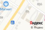 Схема проезда до компании Эверест в Николаевке