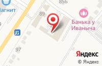 Схема проезда до компании Магазин кованных элементов в Николаевке