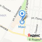 Банкомат на карте Саранска