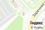 Схема проезда до компании АвтоЗвук в Заречном
