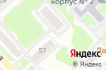 Схема проезда до компании Планета ZOO в Заречном