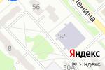 Схема проезда до компании Информационно-библиотечное объединение, МУК в Заречном