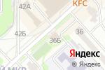 Схема проезда до компании Ре-монтаж в Заречном