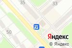 Схема проезда до компании Магнит Косметик в Заречном