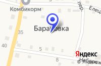 Схема проезда до компании ЛУКОЙЛ-НИЖНЕВОЛЖСКНЕФТЕПРОДУКТ АЗС в Камышине