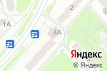 Схема проезда до компании Единый расчетно-кассовый центр в Заречном