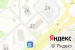 Схема проезда до компании ЗАГС в Заречном