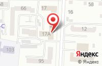 Схема проезда до компании Медиа-Групп-Сервис в Саранске