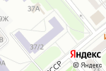 Схема проезда до компании Дворец творчества детей и молодежи, МАОУ ДО в Заречном