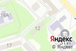 Схема проезда до компании Банкомат, Банк ВТБ 24, ПАО в Заречном