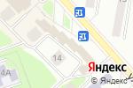 Схема проезда до компании Родное Радио, FM 103.3 в Заречном