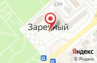 Схема проезда до компании Станичное казачье общество  в Заречном