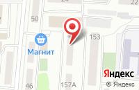 Схема проезда до компании Издательский Дом «Бизнес-Стиль» в Саранске