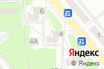 Схема проезда до компании ProfDekor в Заречном