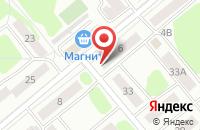 Схема проезда до компании МОНРО в Заречном