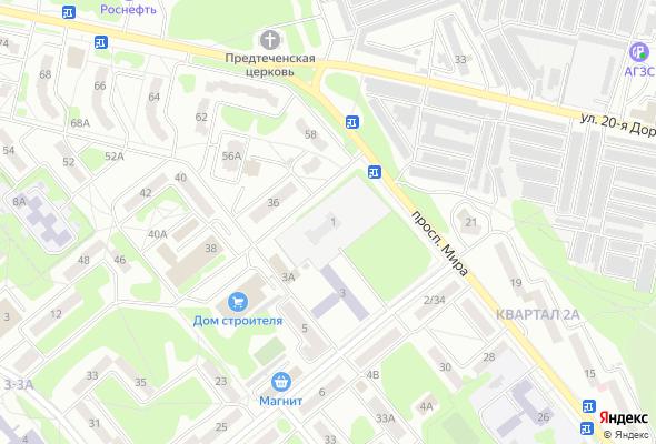 жилой комплекс Римский квартал