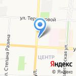 Почемучка на карте Саранска
