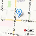 Независимая техническая экспертиза транспортных средств на карте Саранска
