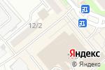 Схема проезда до компании Солярис в Заречном