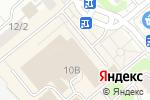 Схема проезда до компании Магнит в Заречном