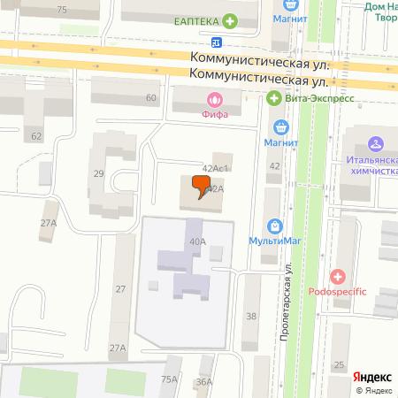 Пролетарская ул., 42А